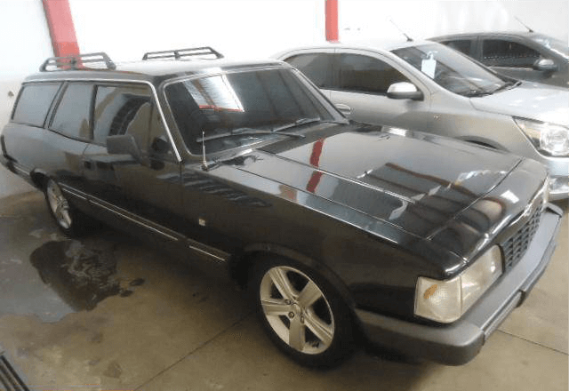 Chevrolet Caravan Comodoro 6cc