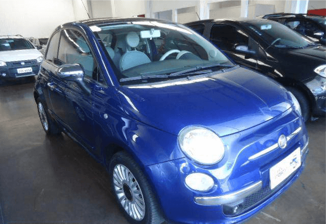 Fiat 500 Lounge Air 1.4
