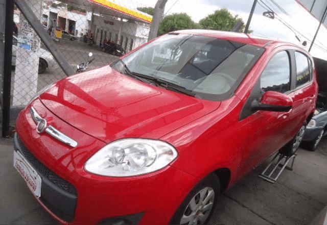 Fiat Palio Attractive 1.0 4 Portas