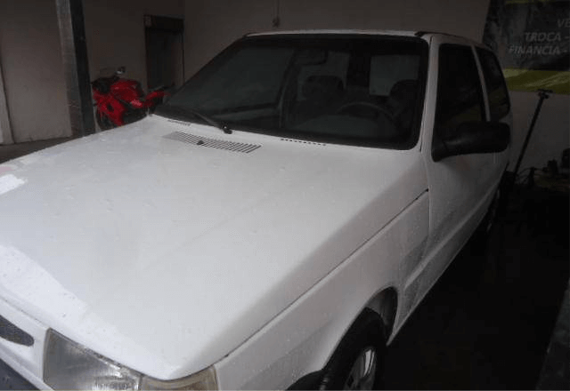 Fiat Uno Mille Fire Branco