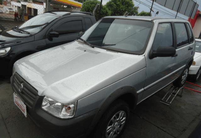 Fiat Uno Mille Way Economy 4 Portas