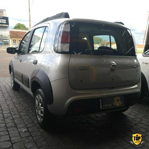 Fiat Uno Way Celebration 1.0 4 Portas