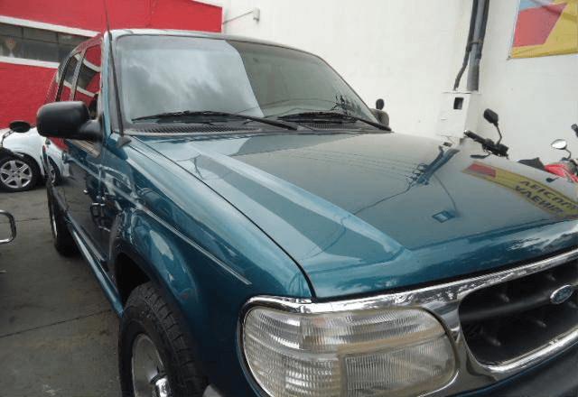 Ford Explorer XLT 4.0 4X4