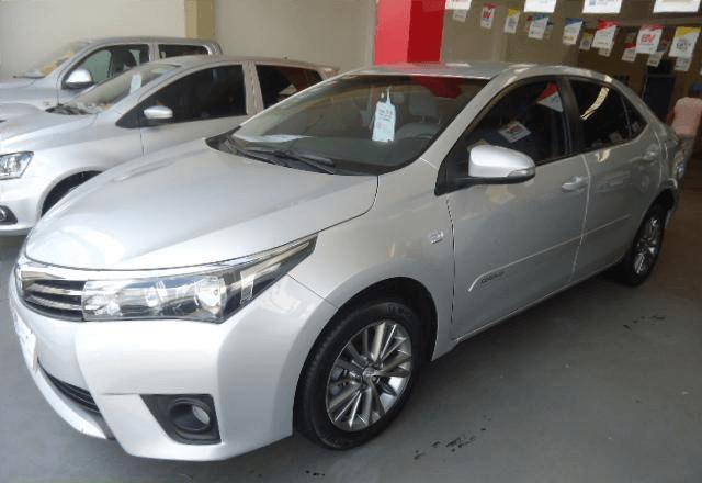 Toyota Corolla XEI 2.0 VVTI