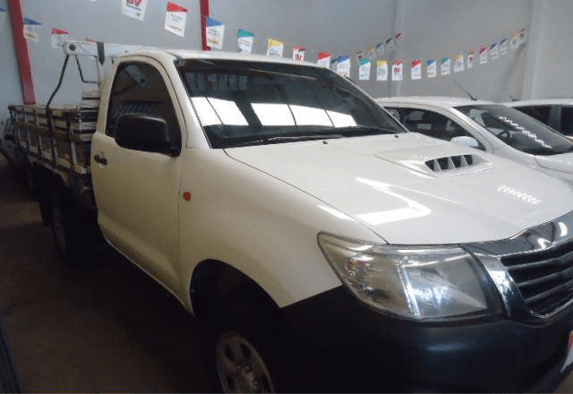 Toyota Hilux 2.8 4×4 Cabine Dupla