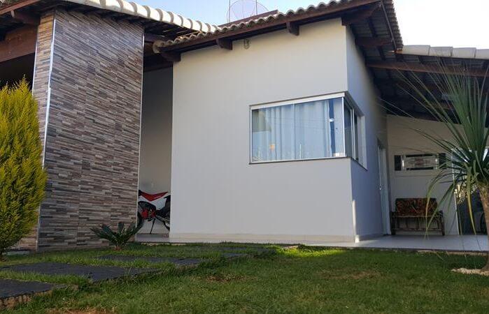 Vendo casa no bairro Morada Nova