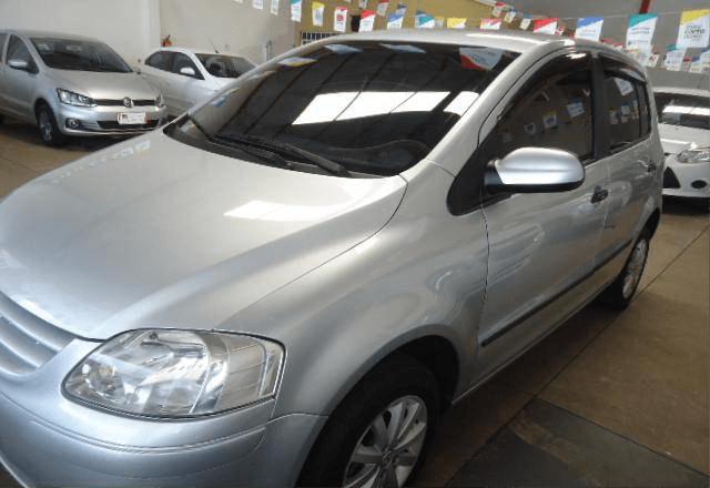 Volkswagen Fox 1.6 4 Portas