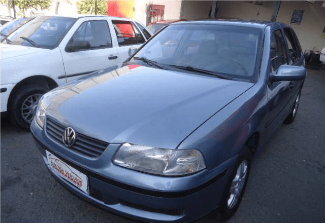 Volkswagen Gol GIII 1.0 4 Portas