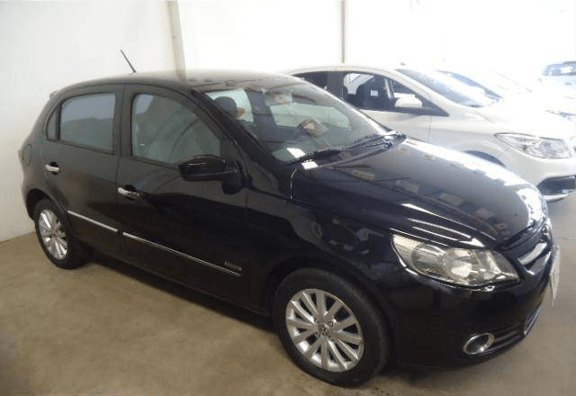 Volkswagen Gol Power 1.6 4 Portas
