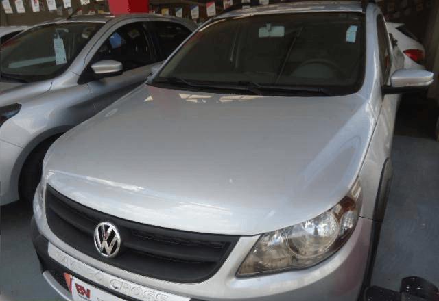 Volkswagen Saveiro Cross Cabine Estendida 1.6