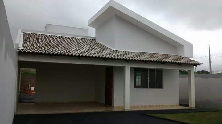 Casa à Venda – REF: D001 Chacaras Flora – Patrocínio/MG