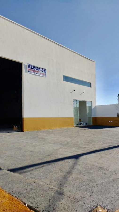 Galpão/Pavilhão para Locação – REF: I-291 Parque dos Passaros – Patrocínio/MG