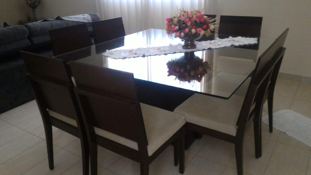 Mesa de Jantar 8 lugares