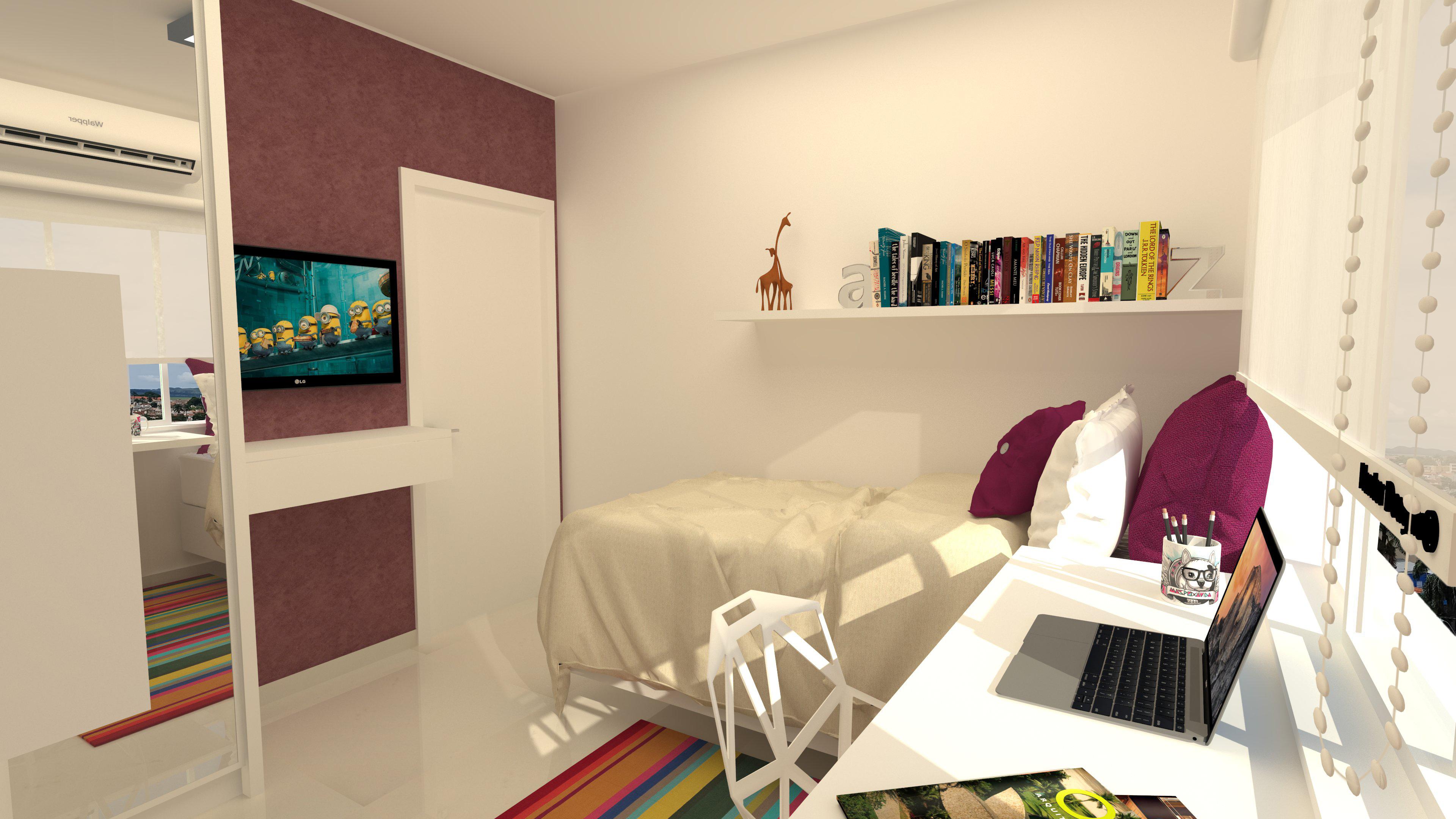 Apartamento Alto Padrão no Centro – 156m²