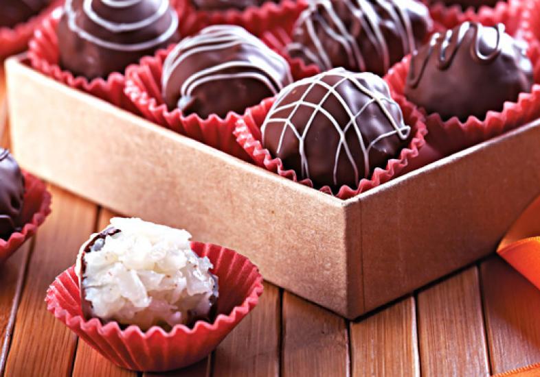 Curso Doce Gourmet, Trabalhar e Lucrar com Chocolate Gourmet