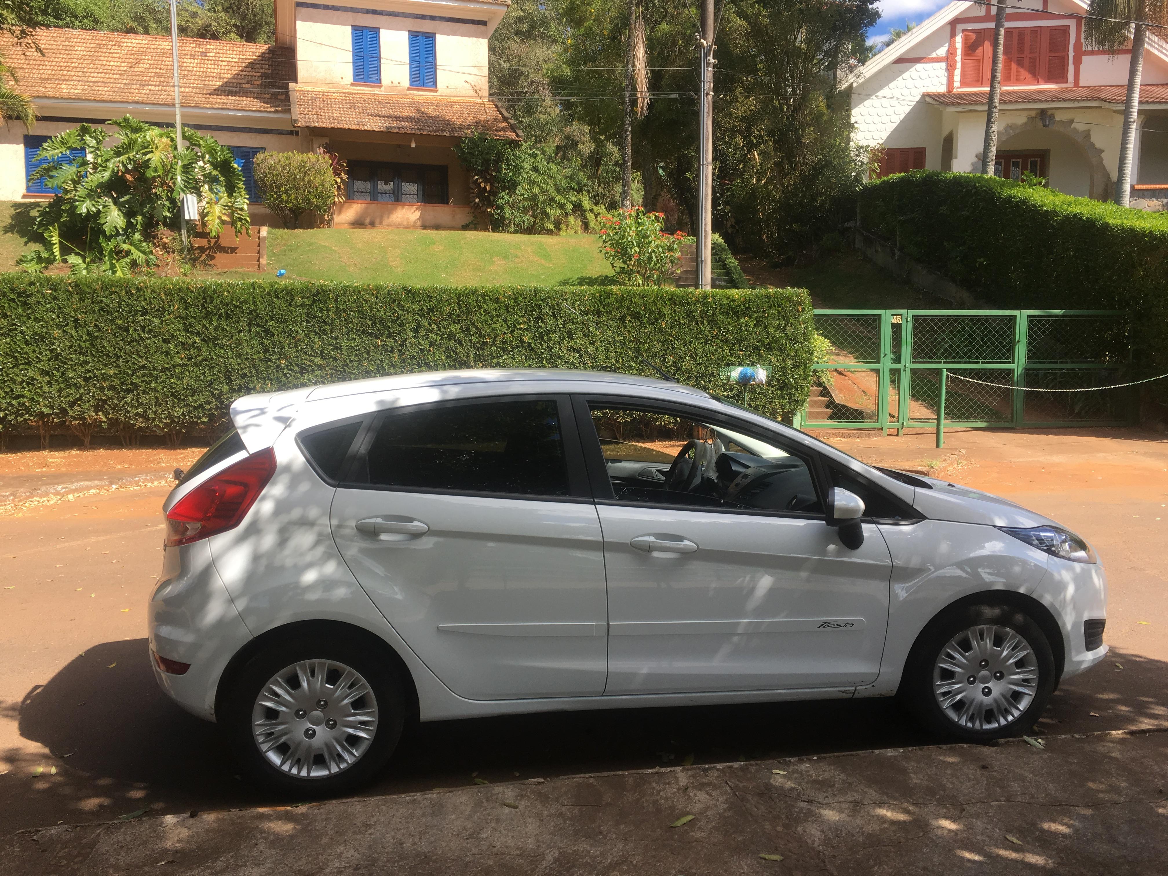 New Fiesta 2013/14